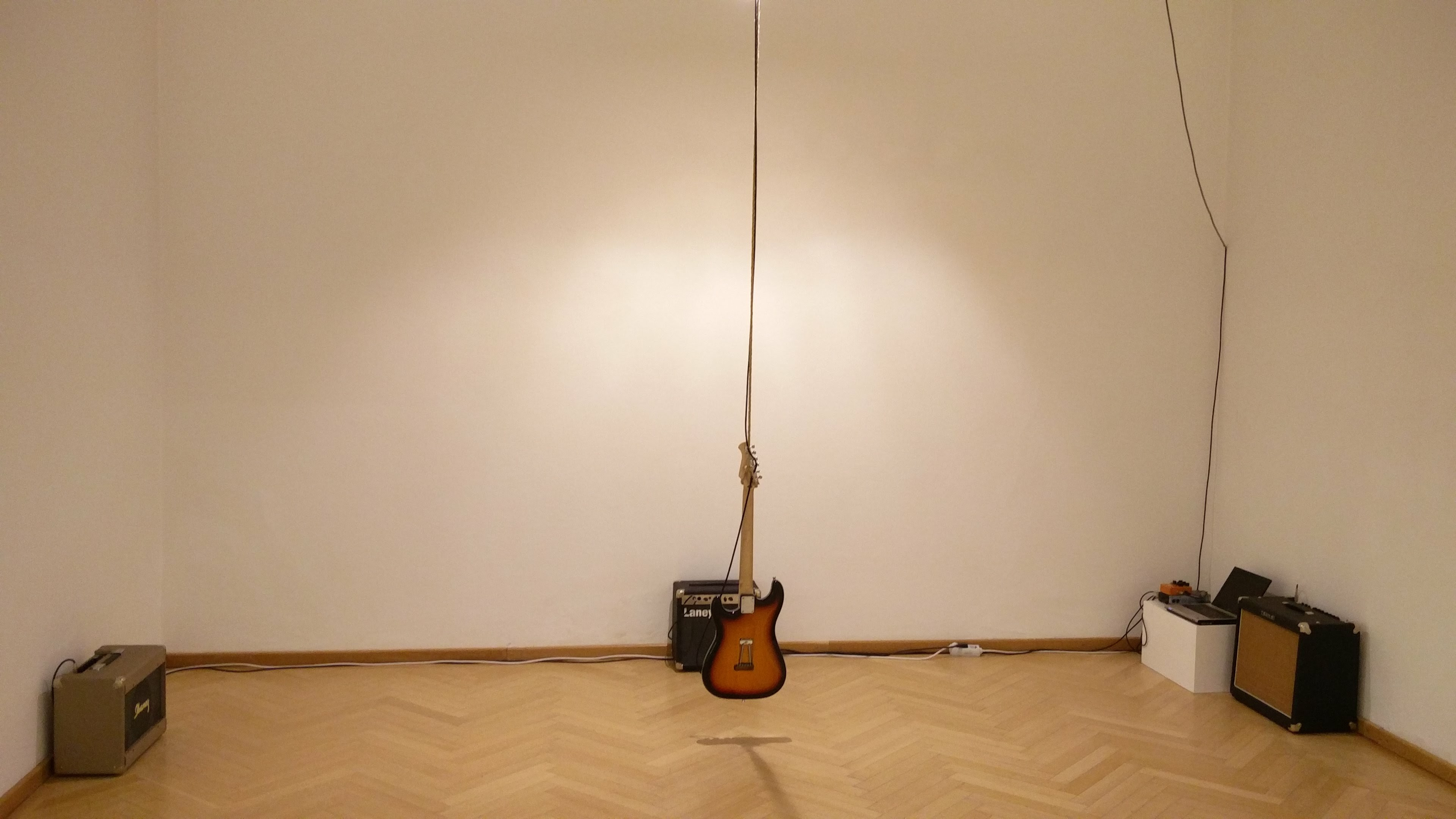 Guitar Pendulum At Styrian Power